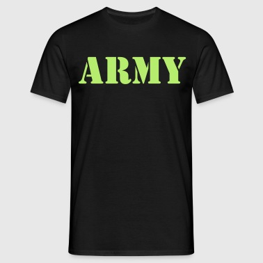 army - T-shirt Homme