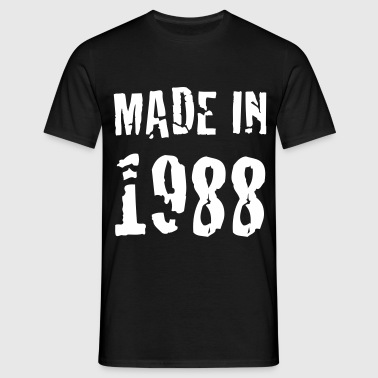 Made In 1988 - T-shirt Homme