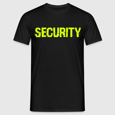 Cyber ​​Security - Mannen T-shirt