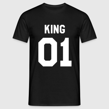 KING 01 LIMITED EDITION - Mannen T-shirt