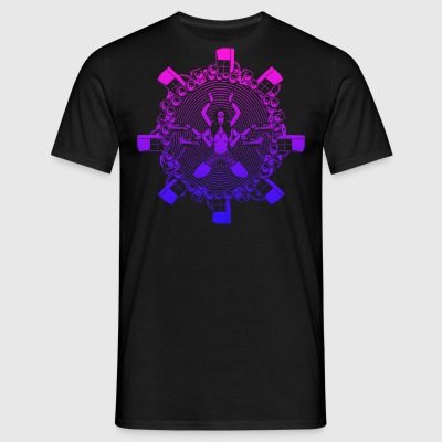 Goa Kali - Men's T-Shirt