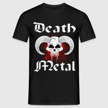 Death Metal   - Männer T-Shirt