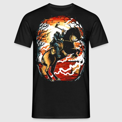 Headless Horseman - Men's T-Shirt