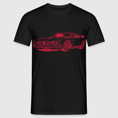 Demon Super Cars - Männer T-Shirt