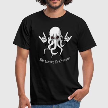 Growl of Cthulhu enfant 1  - T-shirt Homme