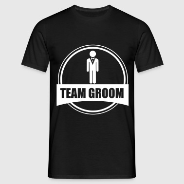 TEAM GROOM - Stag do - Men's T-Shirt