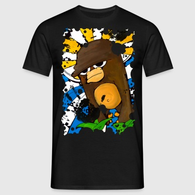 Holy Monkey - Men's T-Shirt