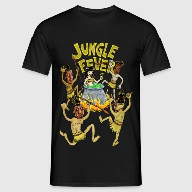 jungle fever - T-shirt Homme