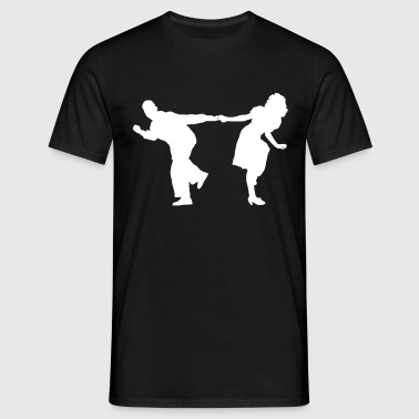 Dancers2 - Men's T-Shirt