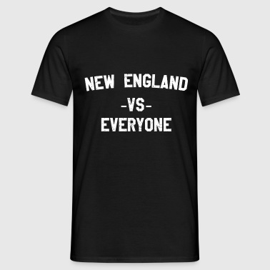 New England vs Everyone - Men's T-Shirt