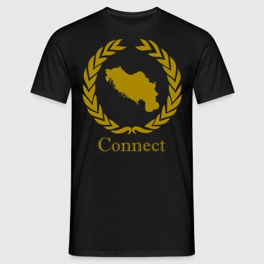 CONNECT COLLECTION DTML. EDITION - T-shirt Homme