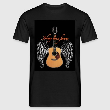 Johnny is eternal - Men's T-Shirt