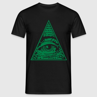 Eye of Providence - Männer T-Shirt