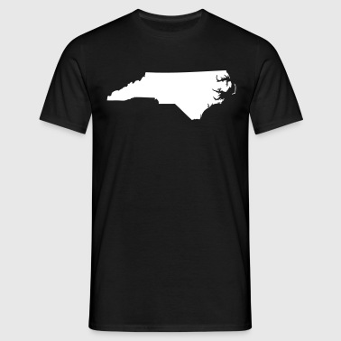 North Carolina - Männer T-Shirt