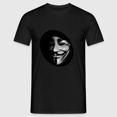 anonyme - T-shirt Homme