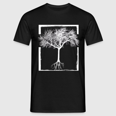 Mother Nature - White - Men's T-Shirt