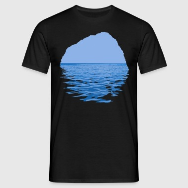 Sea-Through - Männer T-Shirt