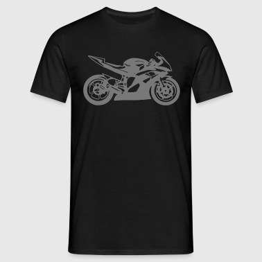 moto gp - Men's T-Shirt