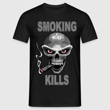 smoking kills - fumer tue - Men's T-Shirt