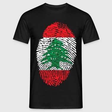 LEBANON 4 EVER COLLECTION - Men's T-Shirt