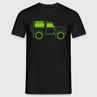 Defender T90 - Men's T-Shirt