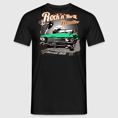 rayon rockandroll 03 Couleur - T-shirt Homme
