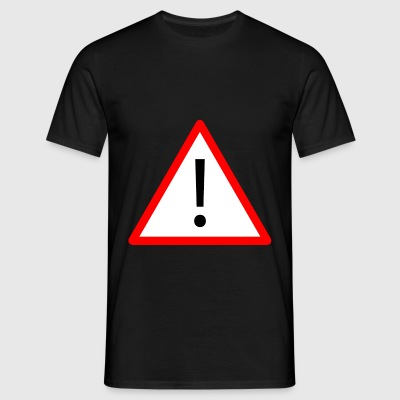 Attention! - T-shirt Homme