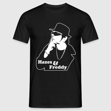 Hazes & Freddy - Men's T-Shirt