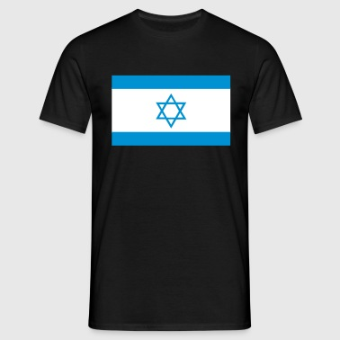 Flag of Israel - Men's T-Shirt