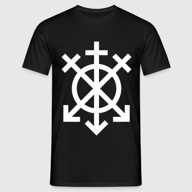 Gender-Symbol Multi-Sexus - Männer T-Shirt