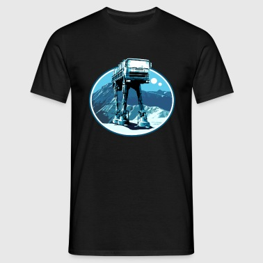 Fiat 690 AT-AT peoardu idea - Men's T-Shirt