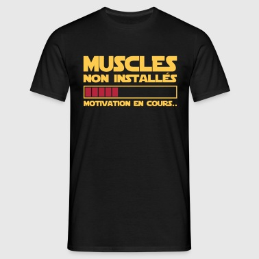 motivation en cours - T-shirt Homme