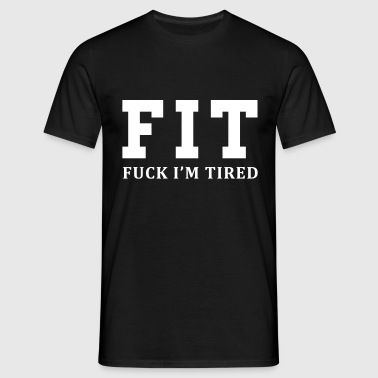 Fit - Men's T-Shirt