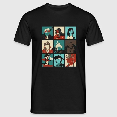 Pop Art FF7 - Men's T-Shirt
