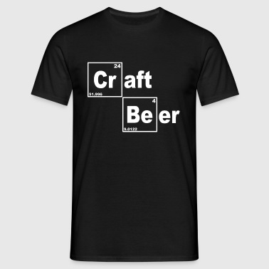 Craft Beer - Mannen T-shirt