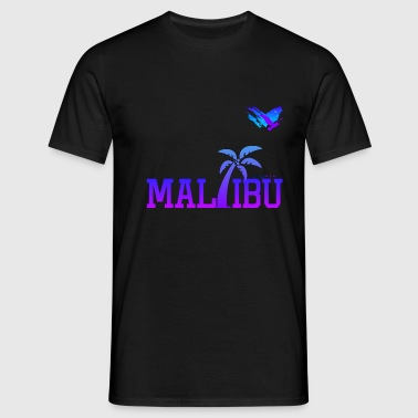 Space Atlas Ladies T-Shirt Malibu - Herre-T-shirt