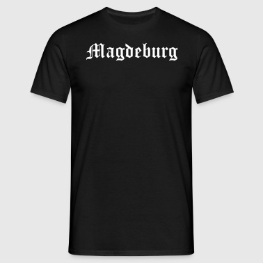 Magdeburg - Men's T-Shirt