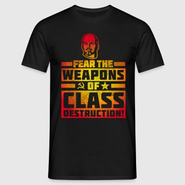 Class Destruction - Männer T-Shirt