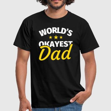 Gift for Father / Father's Day Gift - Men's T-Shirt