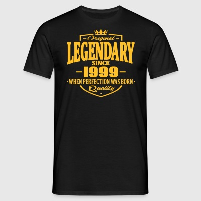Legendary since 1999 - T-shirt Homme