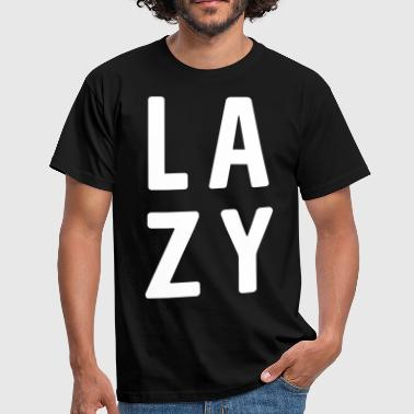 LAZY - Men's T-Shirt