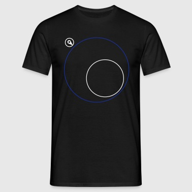 Outside Circle - Men's T-Shirt