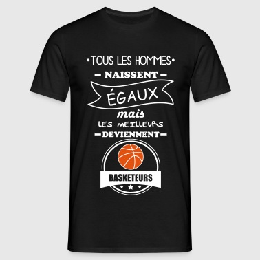 hommes basketeurs,basket,basket-ball - T-shirt Homme
