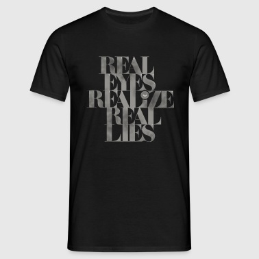 Realize - T-shirt Homme
