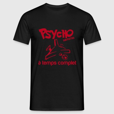 psycho - T-shirt Homme