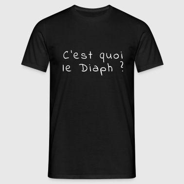 La question qui tue - T-shirt Homme