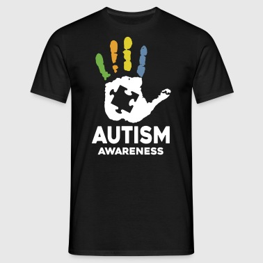 Autism Awareness Autism Tee Shirts - Men's T-Shirt