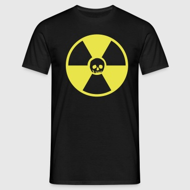 nuclear_death - Men's T-Shirt
