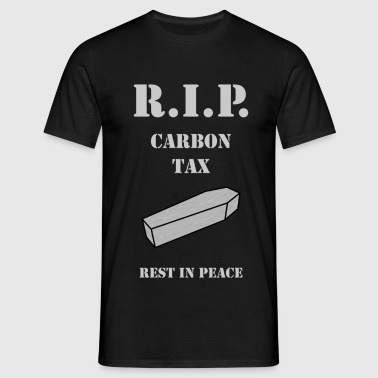 carbon tax - T-shirt Homme