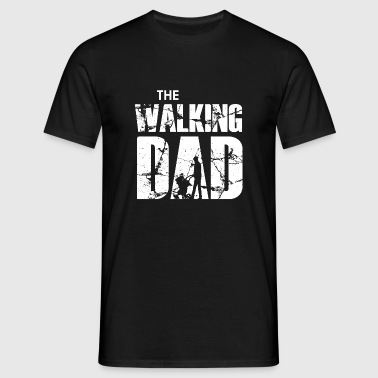 The Walking Dad - Men's T-Shirt